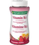 Nature's Bounty Vitamin B12 Gummies