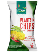 FLAVA Spicy Cheese Plantain Chips