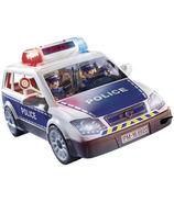 Playmobil City Action Squad Car avec lumières et sons