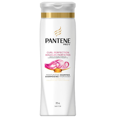 Pantene Curl Perfection Moisturizing Shampoo