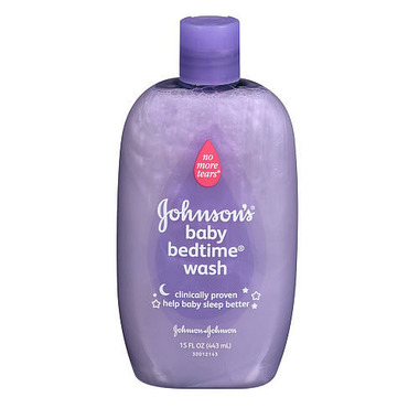 Johnson\'s Bedtime Baby Wash