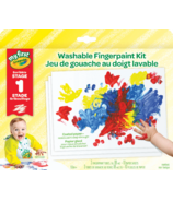 Crayola My First Fingerpaint Kit