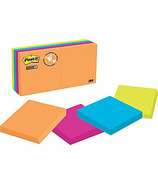 Post-it Super Sticky Notes Rio de Janeiro Assorted