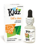Kidz Cold & Sinus