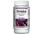 Webber Naturals Multivitamins & Prenatal
