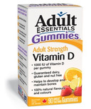 Adult Essentials Gummies Vitamin D
