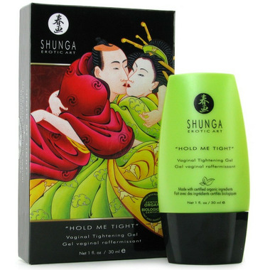 Shunga Hold Me Tight Vaginal Tightening Gel