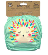 ZOOCCHINI Baby/Toddler One Size Reusable Pocket Diaper Harriet the Hedgehog