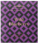 Goodio Wild Blueberry Chocolate