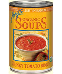 Amy's Organic Tomato Bisque Soup Low In Sodium