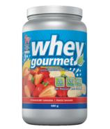 Whey Gourmet Protein Shake Stawberry Banana