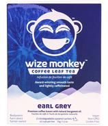 Wize Monkey Coffee Leaf Tea Earl Grey