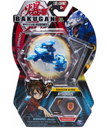 Bakugan Hydorous Collectible Action Figure and Trading Card