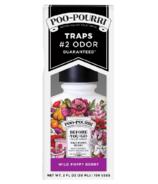 Poo-Pourri Wild Poppy Berry Custom Bottle