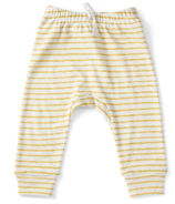 Petit Pehr Stripes Away Harem Pant Marigold