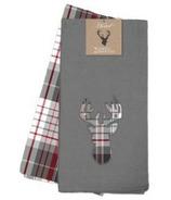 Domay Elk Kitchen Towels 2 Pack