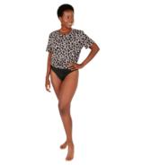 Smash + Tess The T-Shirt Bodysuit Lexi Leopard