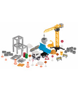 Driven Construction Crane Playset