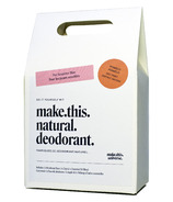 Make This Universe Make This Natural Deodorant Sensitive Skin Pomelo