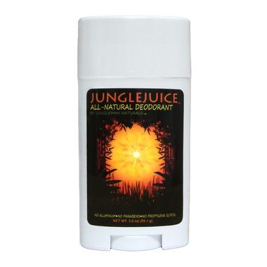 Jungleman All-Natural Deodorant Junglejuice Orange