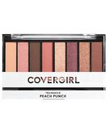 CoverGirl TruNaked Eyeshadow Palette Peach Punch
