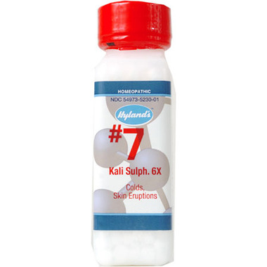 Hyland\'s Homeopathic Kali Sulphuricum 6X Cell Salts