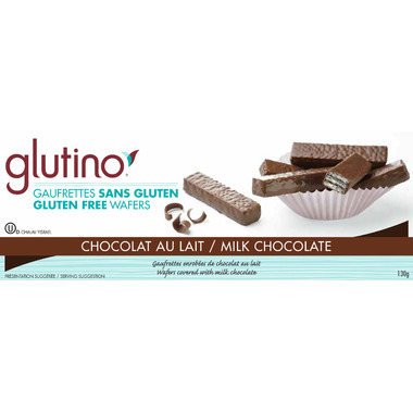Glutino Gluten Free Chocolate Coated Chocolate Wafers
