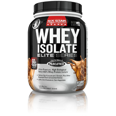 Six Star Pro Nutrition 100% Whey Isolate