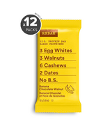 RXBAR Real Food Banana Chocolate Walnut Bundle