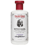 Thayers Lavender Witch Hazel with Aloe Vera Alcohol-Free Toner