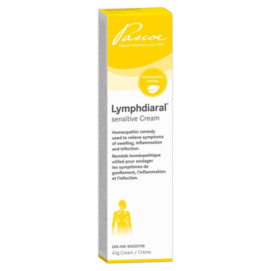 Pascoe Lymphdiaral Sensitive Cream