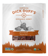 Dick Duff's Organic Beef Jerky Sweet Chipotle