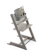 Stokke Tripp Trapp High Chair & Ensemble pour bébé Hazy Grey