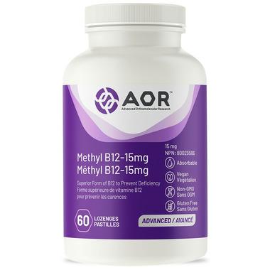 AOR Methylcobalamin Ultra High Dose Vitamin B12
