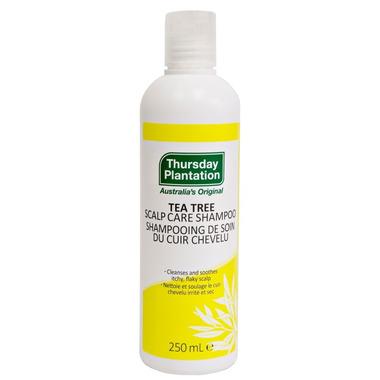 Thursday Plantation Tea Tree Scalp Care Shampoo