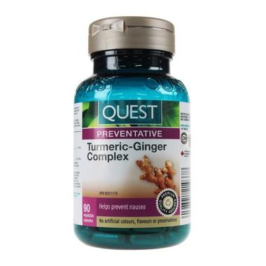 Quest Turmeric-Ginger Complex