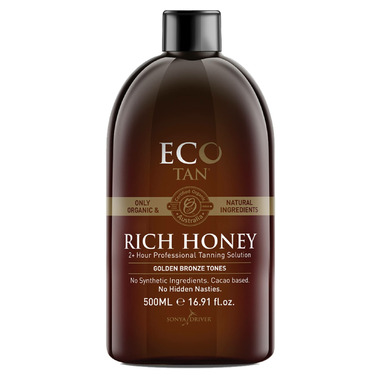 Eco Tan Rich Honey Tanning Solution