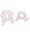 Lulujo Mommy & Me Scrunchies Pink