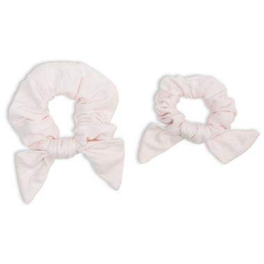 Lulujo Mommy & Me Scrunchies Pink