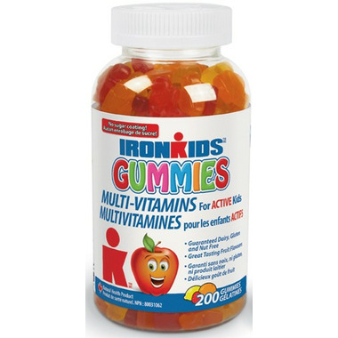 IronKids MultiVitamin Gummies