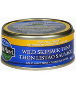 Wild Planet Wild Skipjack Solid Light Tuna