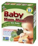 Hot-Kid Baby Mum-Mum Vegetable Rice Rusks