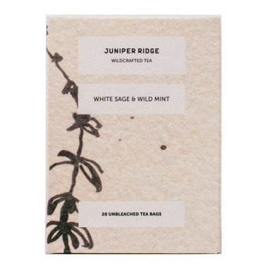 Juniper Ridge White Sage & Wild Mint Tea