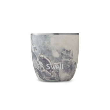 S\'well Tumbler Stainless Steel Insulated Cup Blue Granite