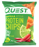 Quest Nutrition Protein Tortilla Chips Chili Lime