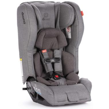 Diono Rainier 2AXT Convertible Car Seat Grey Wool