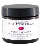 Crème hydratante pour le visage Crawford Street Framboise & Grenade