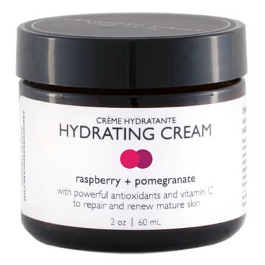 Crawford Street Hydrating Face Cream Raspberry & Pomegranate
