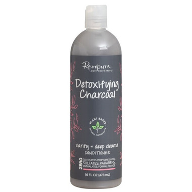 Renpure Detoxifying Charcoal Conditioner