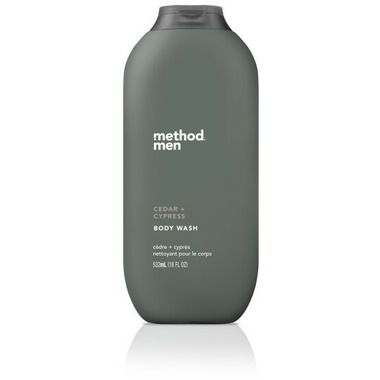 Method Men Body Wash Cedar + Cypress